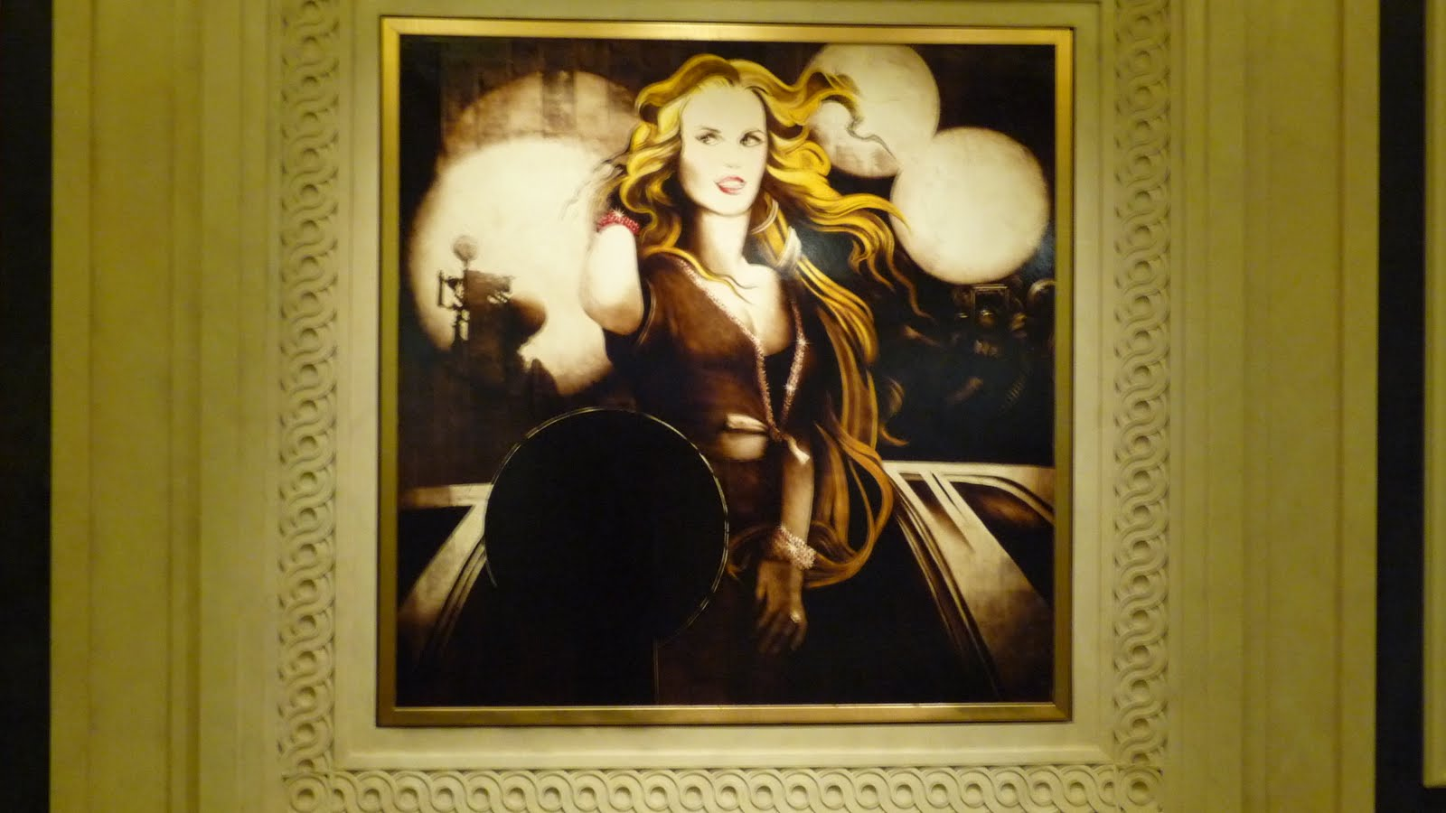 Пейте успокоительное: Венера Боттичелли в трактовках современных художников Caesar's Palace - Las Vegas 04.jpg