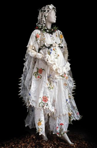 The Whimsical Loves of a Lace Lady - Isabelle de Borchgrave.jpg