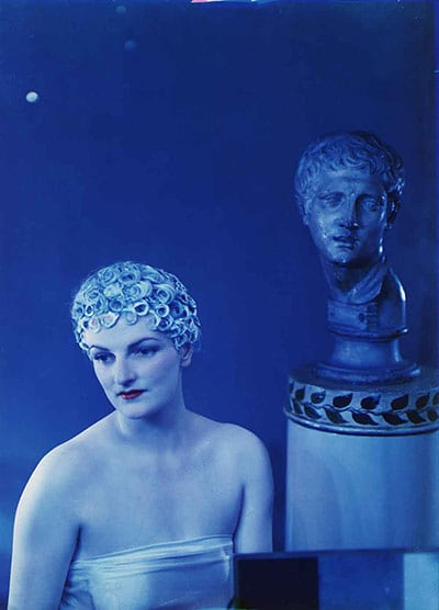 Mrs Anthony Eden as Clio, the Muse of History.jpg