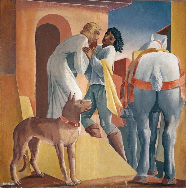L'adieu de Juliette à Roméo. 1939.jpg