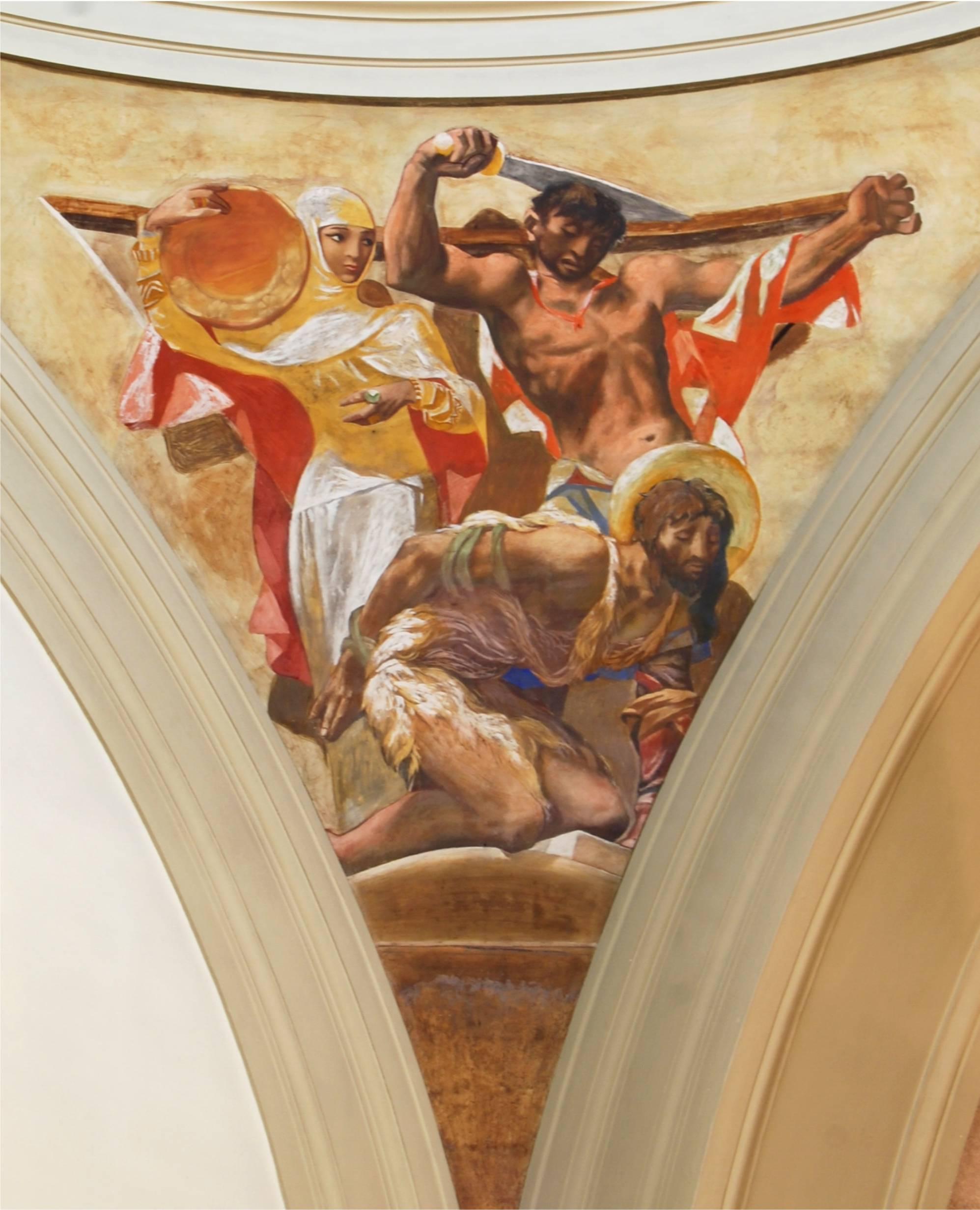 San Giovanni Battista - Pino Casarini - Il Duomo di Thiene.jpg
