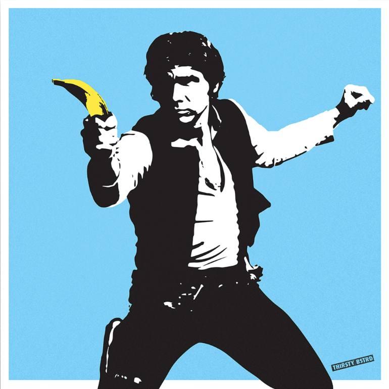 Thirsty Bstrd - Han Solo Banana Gun.jpg