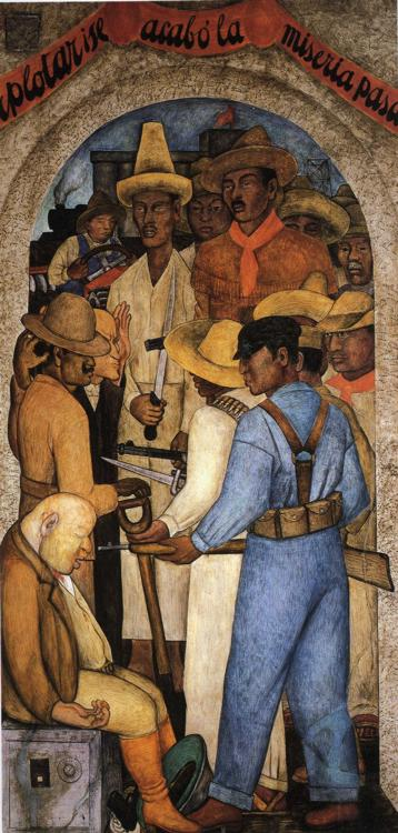 Death of the Capitalist 1928 rivera.jpg
