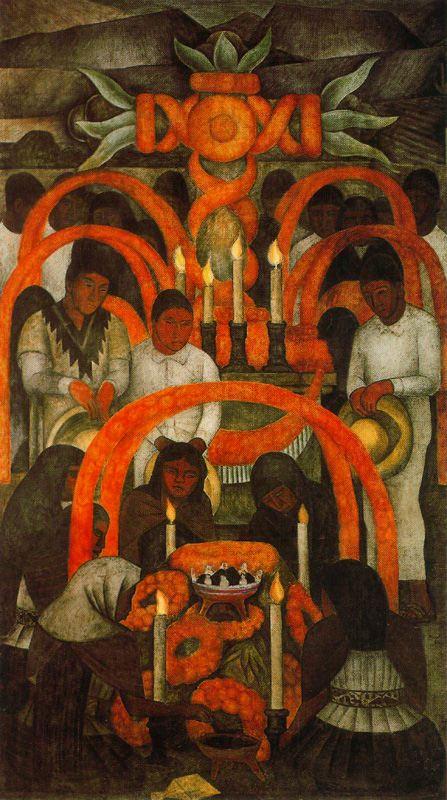 Dia de Muertos-La Ofrenda 1923-1924..jpg