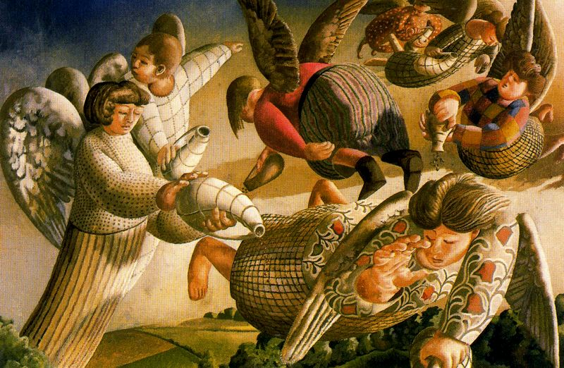 Angels of the Apocalypse, 1949 - Stanley Spencer.jpg