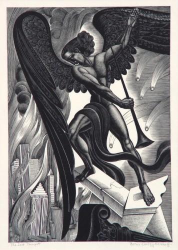 Artzybasheff, Boris Last Trumpet, 1937.jpg