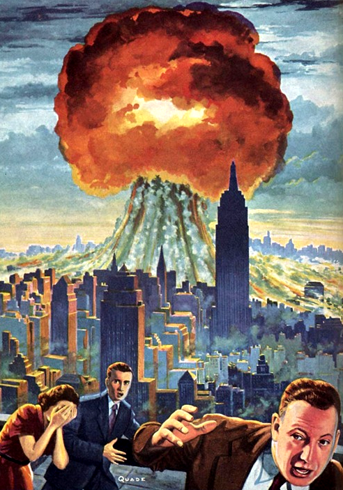 We have now entered the Atomic Age by Lester Quade, 1952.png