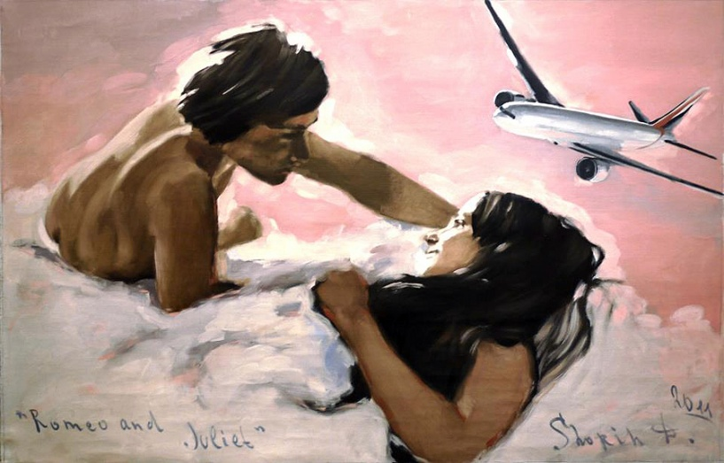 Дмитрий Шорин. Ромео и Джульетта. 2011