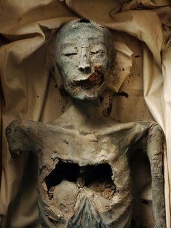 Скульпторша, которая впарила свой автопортрет журналистам как голову Нефертити 27541071_1760127887343219_337175171230848132_n.jpg