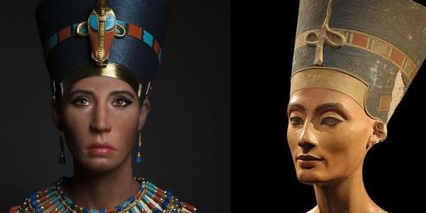 Скульпторша, которая впарила свой автопортрет журналистам как голову Нефертити main14.jpg