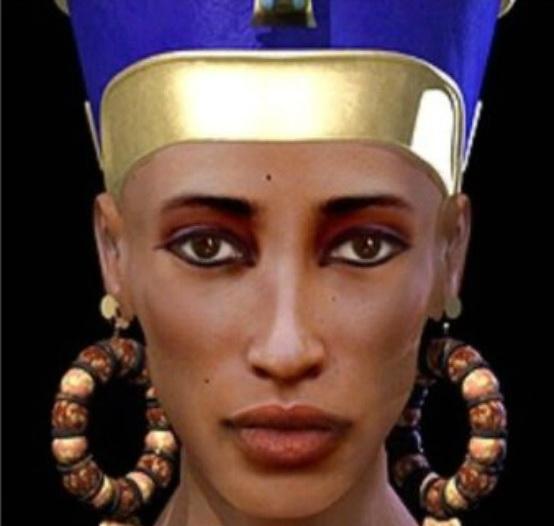 Скульпторша, которая впарила свой автопортрет журналистам как голову Нефертити