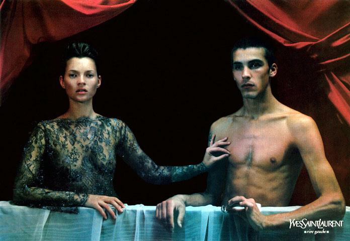 YSL Spring 1999 ad campaign Mario Sorrenti Fontainbleau Gabrielle d'Estrees.jpg