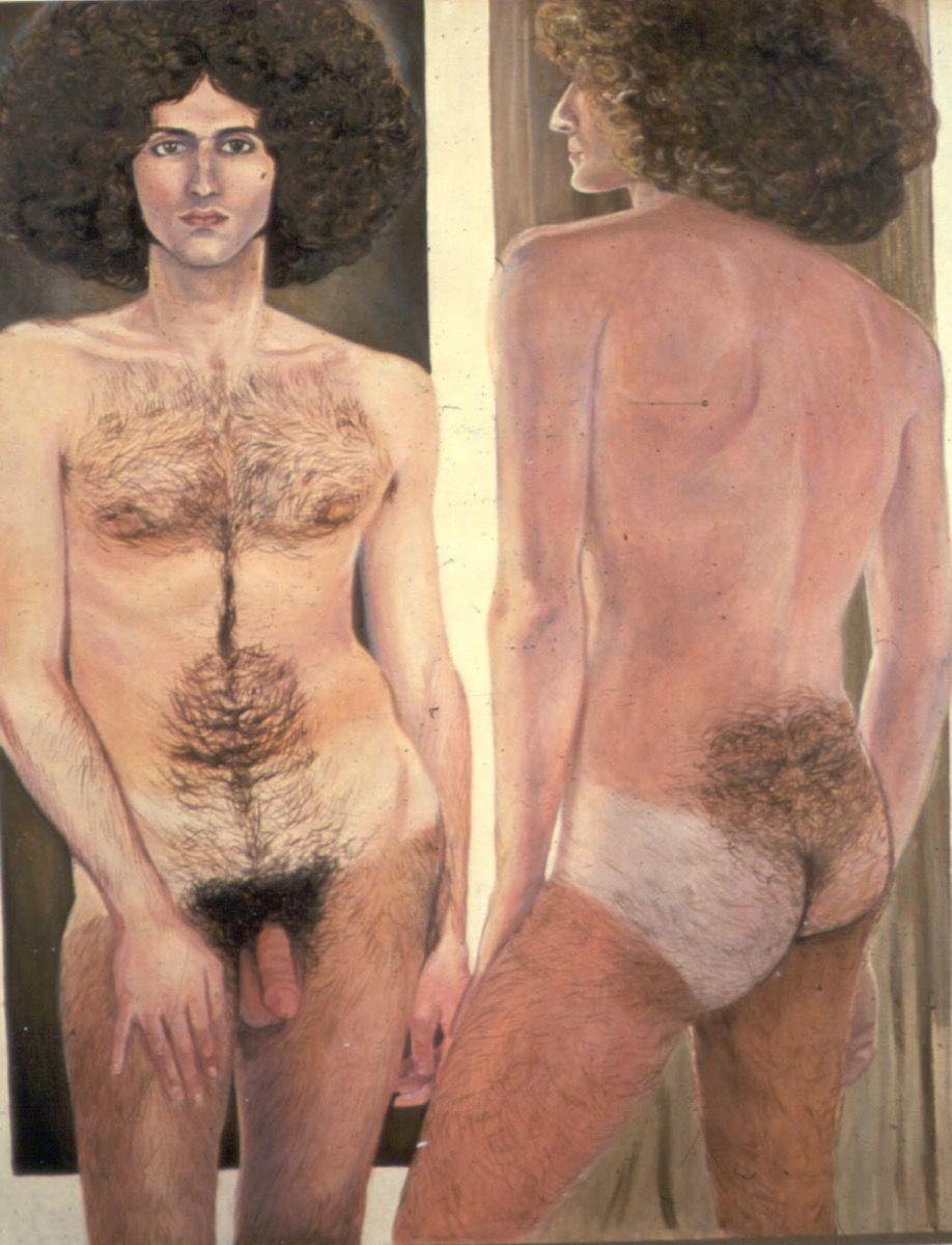 Sylvia Sleigh, Double Image Paul Rosano, 1974.jpg