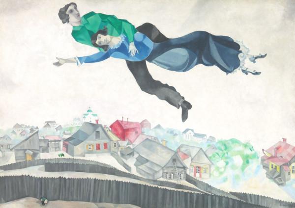 Почему мне можно не любить Шагала? И вам можно тоже, и вам!
