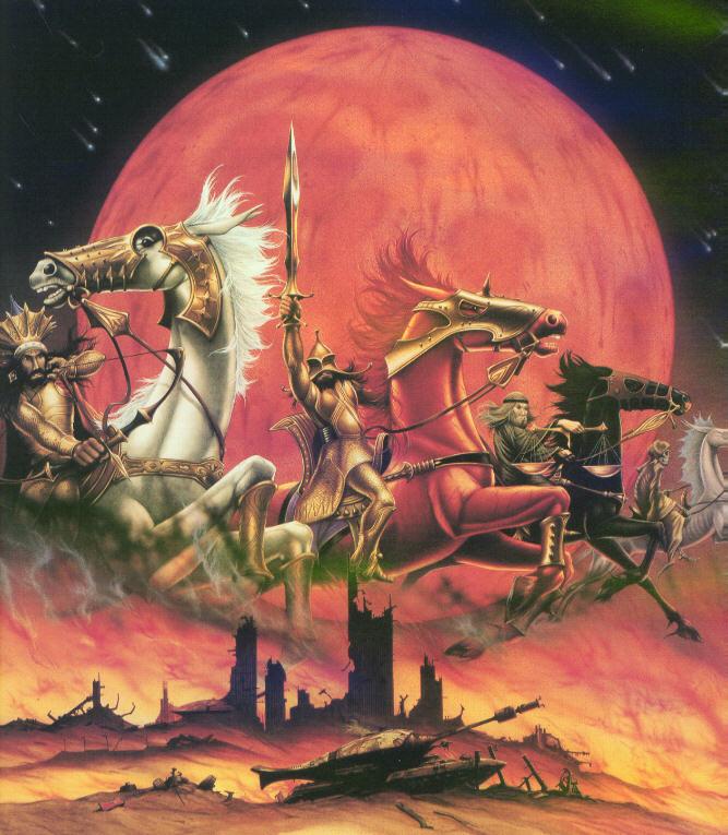 Rodney Matthews - Les 4 cavaliers de l'apocalypse.jpg