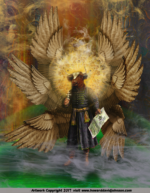 Howard David Johnson - The_Bull_Headed_Seraph.jpg