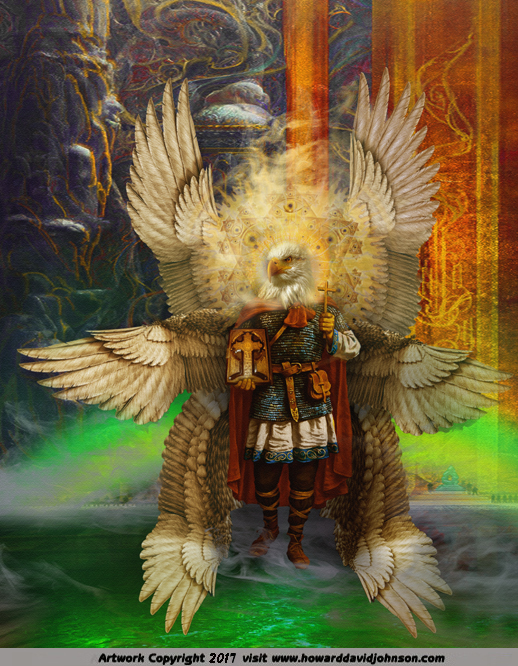 Howard David Johnson - The_Eagle_Headed_Seraph.jpg