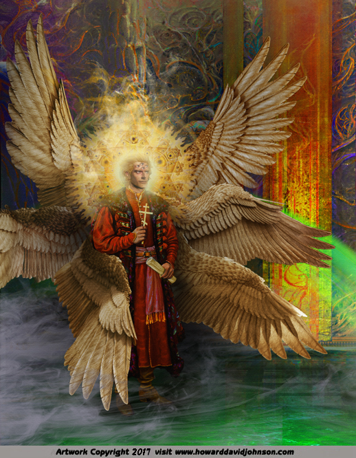 Howard David Johnson - The_Human_Faced_Seraph.jpg