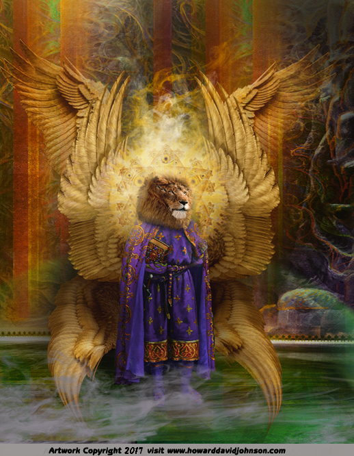 Howard David Johnson - The_Lion_Headed_Seraph.jpg