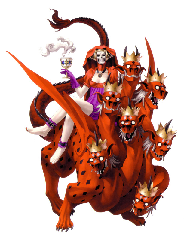 Mother Harlot as she appears in Shin Megami III Nocturne.jpg