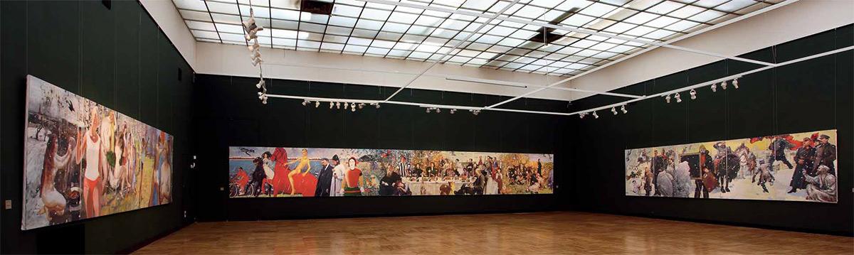 «Времена года русской живописи»