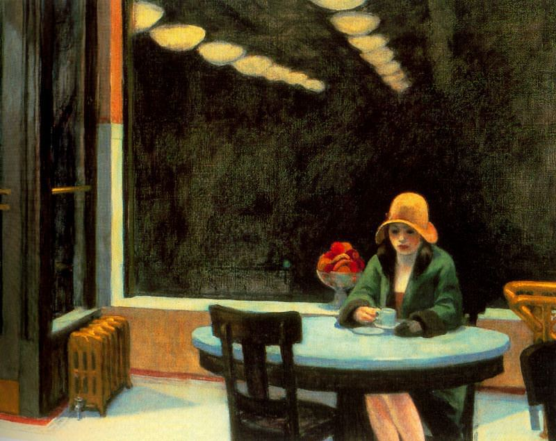 Automat, 1927 by Edward Hopper.jpg