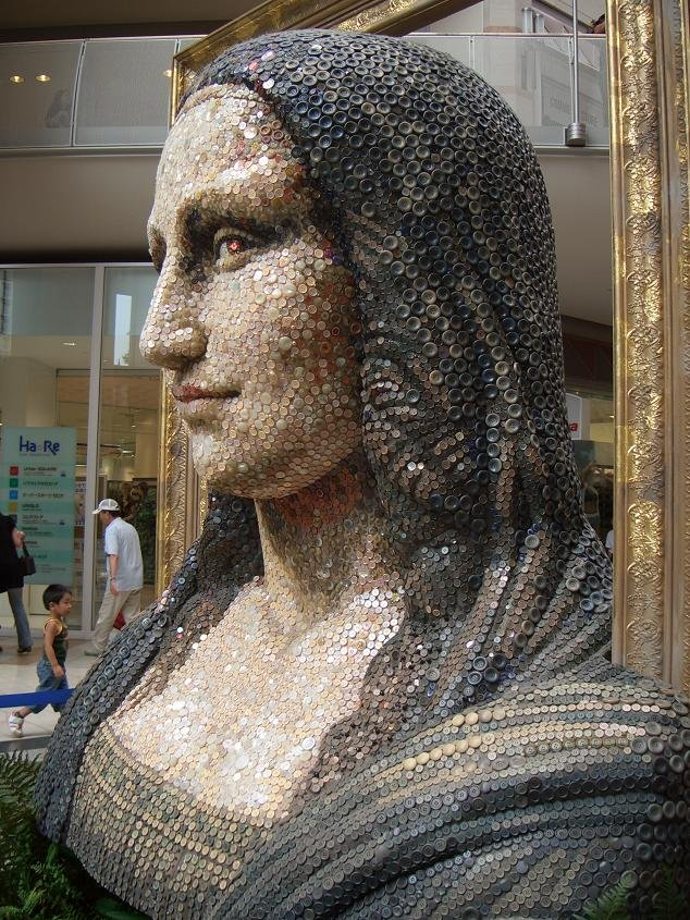 Mona Lisa in made of buttons.jpg