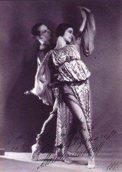 O'Doyé, Alexandre & Clotilde Sakharoff, ca 1927..jpg