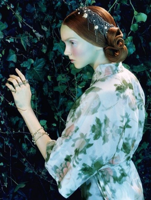 Lily Cole by Miles Aldridge for Vogue Italia 2005.jpg