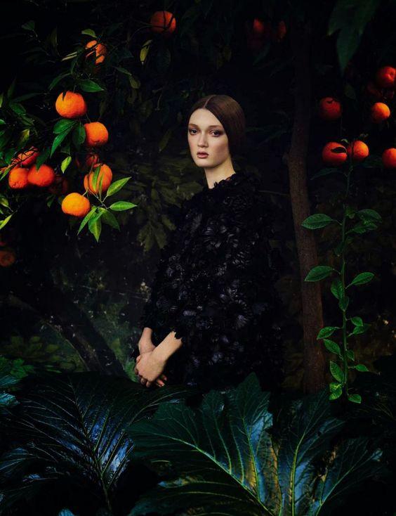 Vogue Italia March 2014 Valentino Couture Spring 2014 by Max Von Gumppenberg & Patrick Bienert.jpg