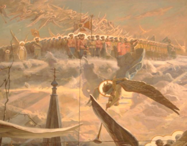 6-я рота на небесах. За воинами Первой Мировой..jpg