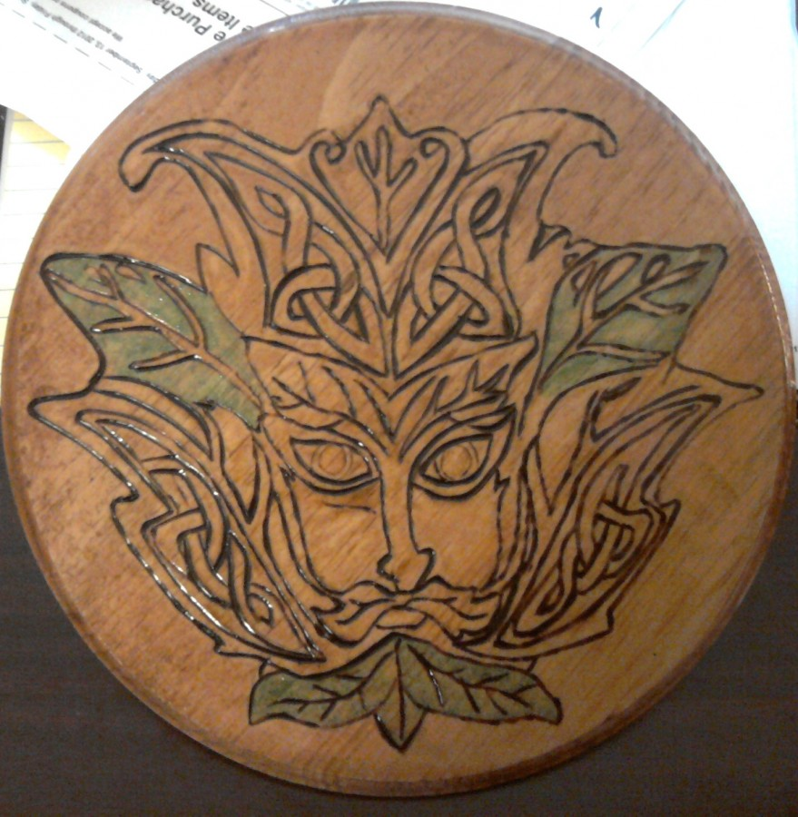 greenman - finished