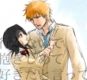 ichiruki essays and bleach Ichigo was unable to keep up with the speed of the world in any case,there's still some changes thereichiruki's separation in chapter bleach my soul shows a growing fondness of ichigo to rukia compared to the i'll say the rest on my next essay,i am currently writing it.