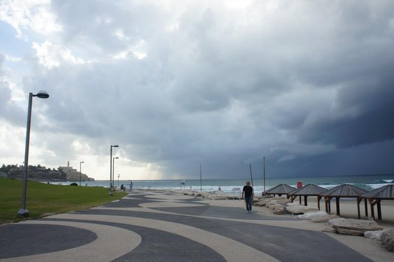 Тель-Авив пляж2