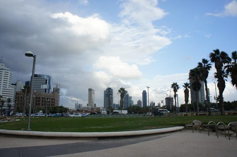 Тель-Авив пляж1