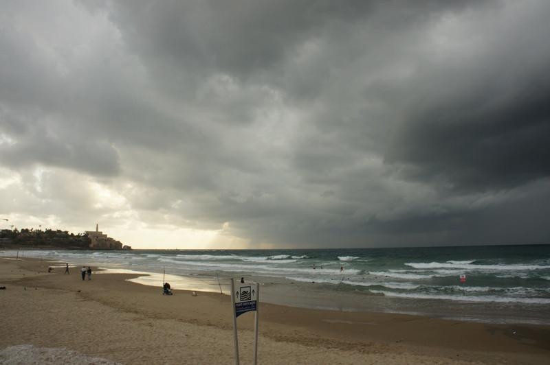 Тель-Авив пляж3