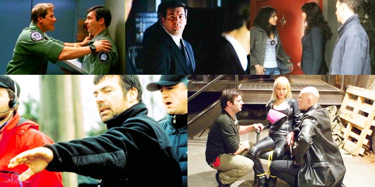 Top 30: Stargate/Sanctuary Crossover Actors: applegrassicons