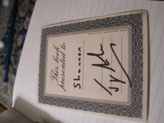 bookplate signed by Jay Asher