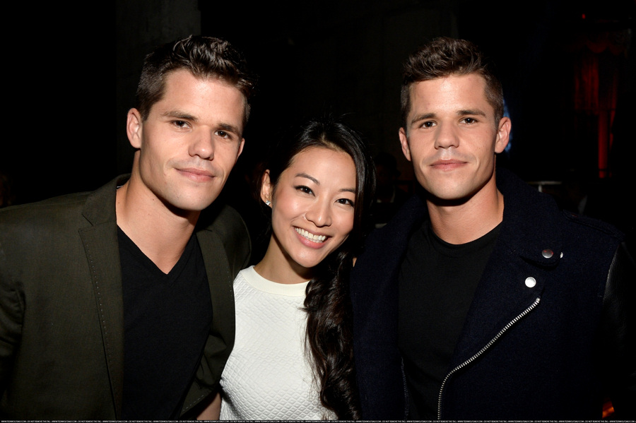 arden cho and tyler posey dating crystal reed