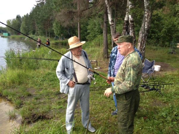 мастер жанр по мнению рыбалке во  москве