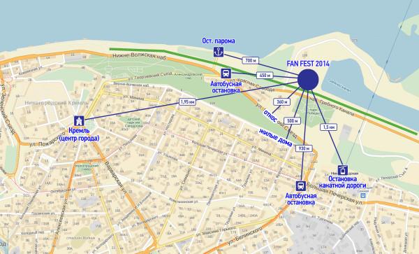 scheme of city detal