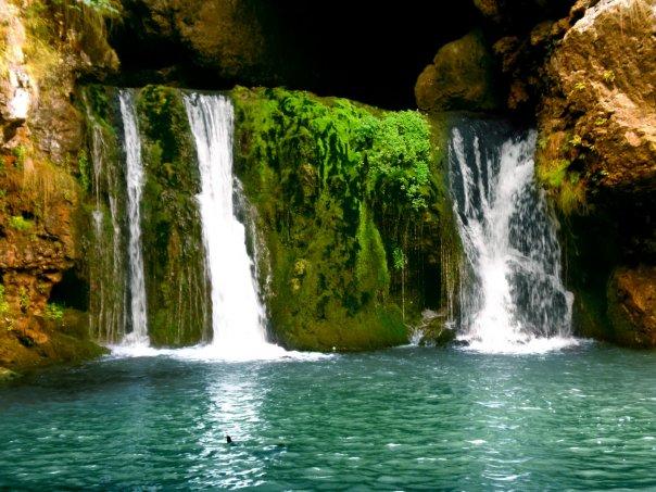 водопад атыш фото