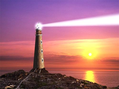 маяк картинки фото