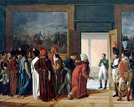 265px-The_Persian_Envoy_Mirza_Mohammed_Reza_Qazvini_Finkenstein_Castle_27_Avril_1807_by_Francois_Mulard