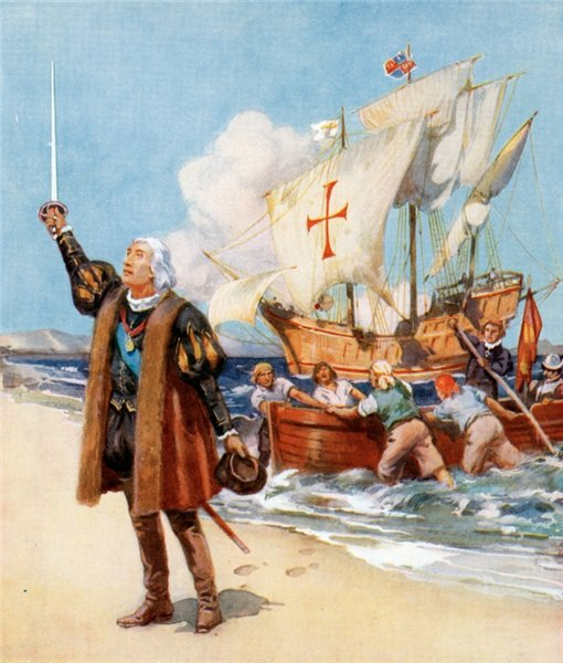 Христофор-Колумб