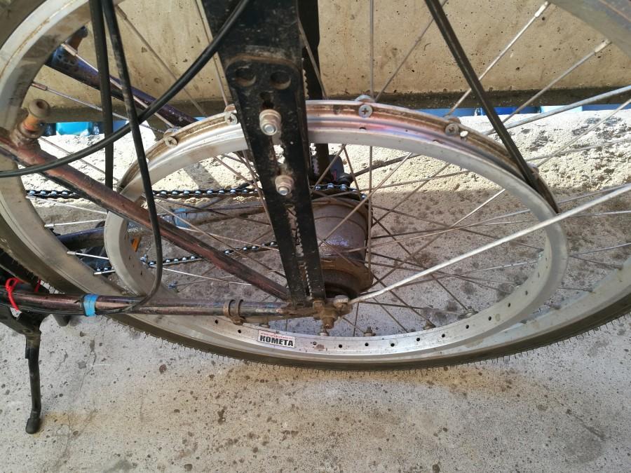 Мои самодельные колеса