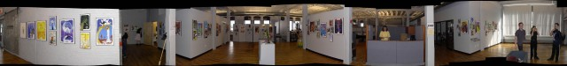 Panorama of the show