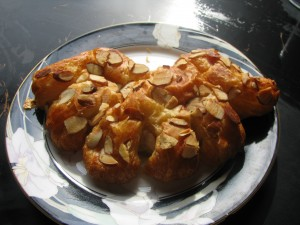 almont bear claw from 3 girls bakery