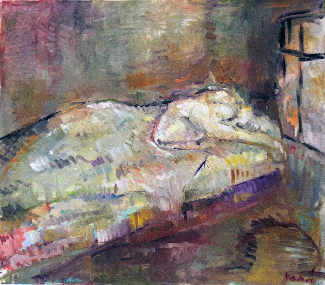 Мария Стешина: «Я меняю состояния…»