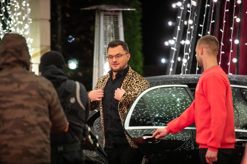 Модный Ваня Половинкин без жены и вина